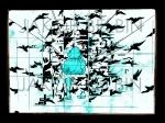 Bird Brains (Turquoise)