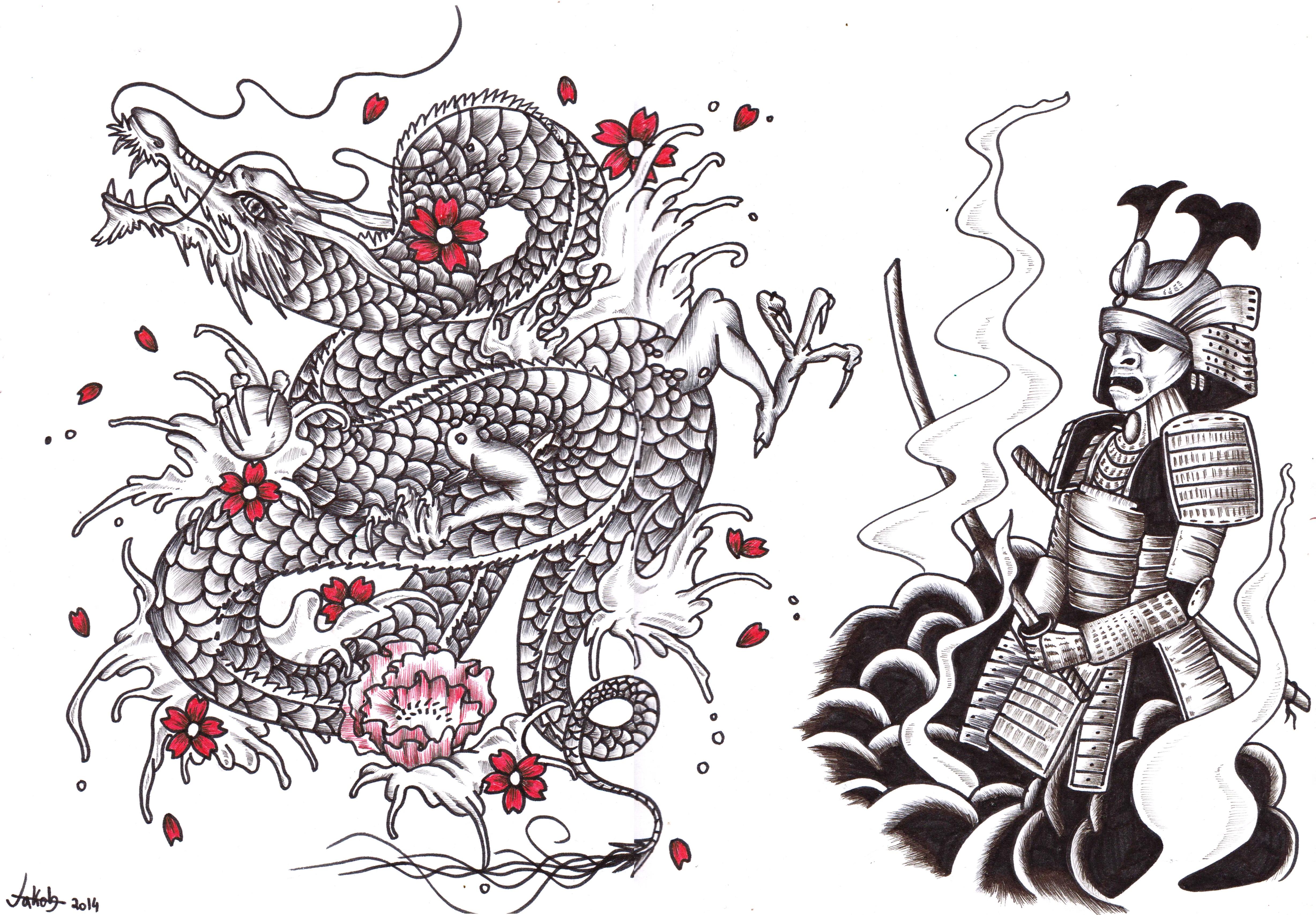 Cherry Blossom Tattoo Jakobbelbin Tattoo Artist