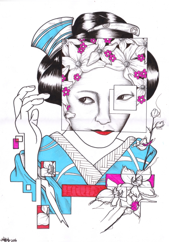 Glitch Geisha (small)