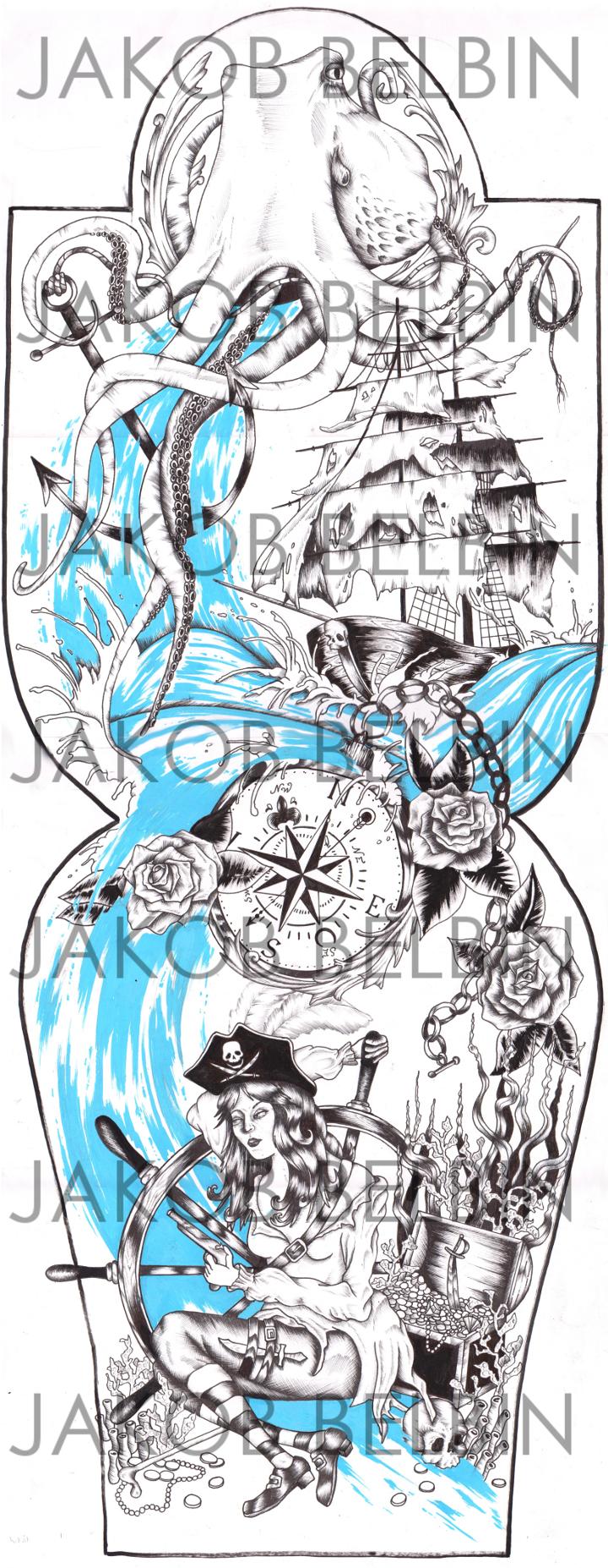 Tattoo Design Jakobbelbin Tattoo Artist